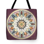 Honor Mandala Tote Bag