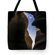 Honor The Sky Tote Bag