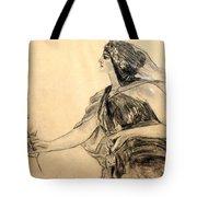 Honore Gyzis - Peace Tote Bag