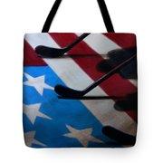 Honoring America Tote Bag by Marlon Huynh