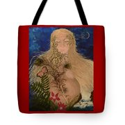 Honoring Tote Bag by Judy M Watts-Rohanna