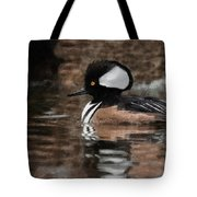 Hooded Merganser 2 Tote Bag