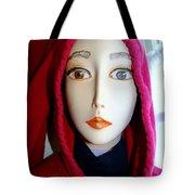 Hoodie Chic Tote Bag