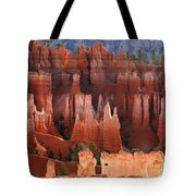 Hoodoo Sunrise Bryce Canyon Tote Bag