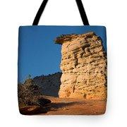 Hoodoos At Sunset Tote Bag