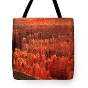 Hoodoos Basin Tote Bag