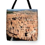Hoodoos Of Bryce Canyon  Tote Bag