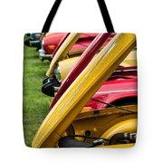 Hoods Up Tote Bag
