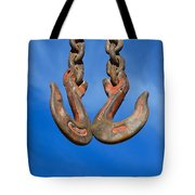 Hooked - Photography By William Patrick And Sharon Cummings Tote Bag