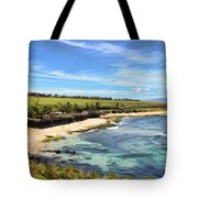 Ho'okipa Beach Park - Maui Tote Bag