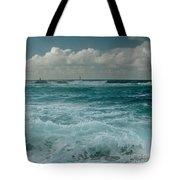 Hookipa Maui North Shore Hawaii Tote Bag