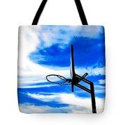 Hoop Dreamz Tote Bag