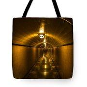 Hoover Dam Art Deco Tunnel Tote Bag