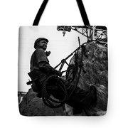 Hoover Dam Climber Tote Bag