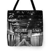 Hoover Dam Generators Tote Bag
