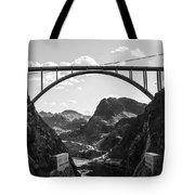 Hoover Dam Memorial Bridge Tote Bag