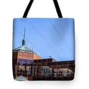 Hoover Dam Visitor Center Tote Bag