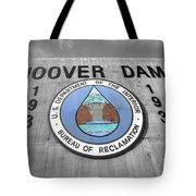 Hoover Logo  Tote Bag