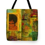 Hope And Belief Love And Laugther Tote Bag