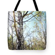 Hope And Growth Tote Bag