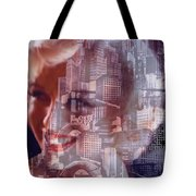 Hope And Tragedy Tote Bag