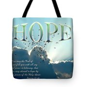Hope Tote Bag