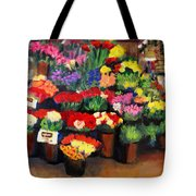 Hope For Spring Tote Bag