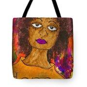Hope For Tomorrow - Journal Art Tote Bag