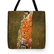 Hope II Tote Bag