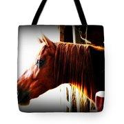 Hope In The Barn Tote Bag