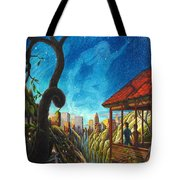 Hope Tote Bag by Matt Konar
