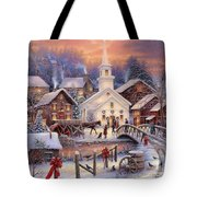Hope Runs Deep Tote Bag by Chuck Pinson