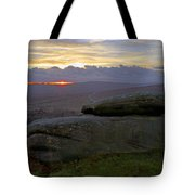 Hope Valley Sunset Tote Bag
