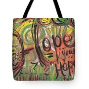 Hope Your Hope Tote Bag