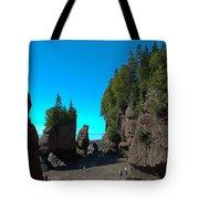 Hopewell Rocks2 Tote Bag