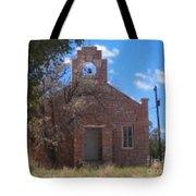 Hopi Church Tote Bag