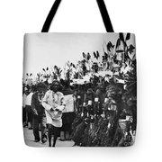 Hopi Dancers Tote Bag