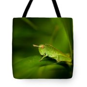Hopper Tote Bag