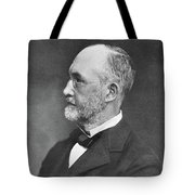 Horace White (1834-1916) Tote Bag