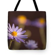 Horay Spine Aster Tote Bag