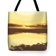Horizon 2 Tote Bag