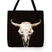 Horned Tote Bag