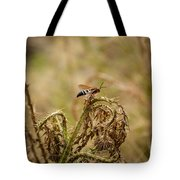Hornet And Thorn Tote Bag