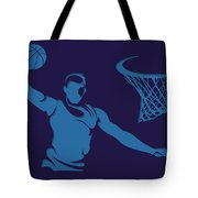 Hornets Shadow Player2 Tote Bag