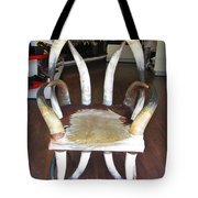 Horny Chair Tote Bag
