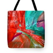 Horny Explosion Of Lust Tote Bag