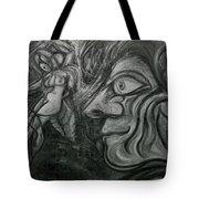 Horny Hunter Tote Bag