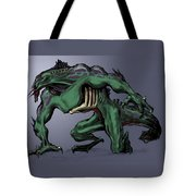 Horrid Creature Tote Bag