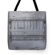 Horse Breaker Patent Tote Bag