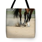 Horse In Motion Tote Bag